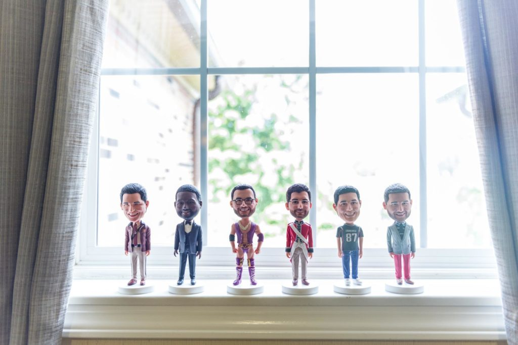 wedding bobblehead gifts